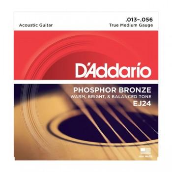 D'ADDARIO EJ24 - Струны для акустической гитары