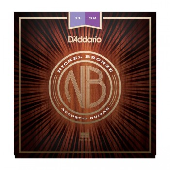 D'ADDARIO NB1152 - Струны для акустической гитары