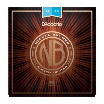 D'ADDARIO NB1253 - Струны для акустической гитары