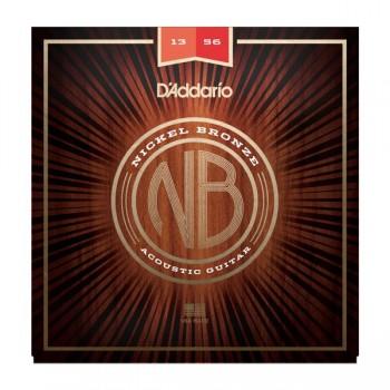 D'ADDARIO NB1356 - Струны для акустической гитары