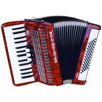 Aккордеон Weltmeister Rubin
