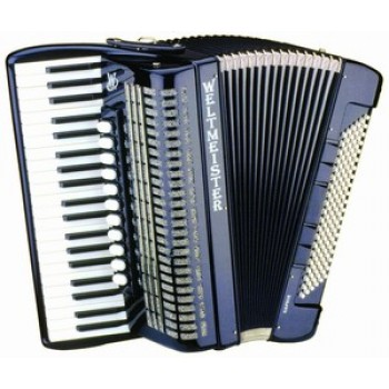 Aккордеон Weltmeister Saphir,Italian reeds