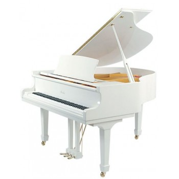 Рояль Irmler Professional 160  белый полированный