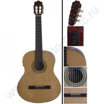 """Гитара акустическая BRAHNER BG-275С (41""""),"""