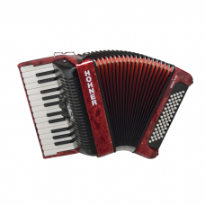 Аккордеон HOHNER Bravo II 60 red - 1/2